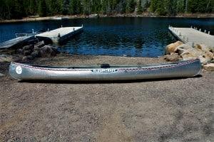 Wenonah Kevlar Seneca Canoe-3 Person – VOYAGEUR CANOE OUTFITTERS