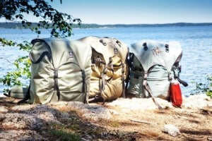 Wenonah Royalex Champlain Canoe- 3 Person – VOYAGEUR CANOE