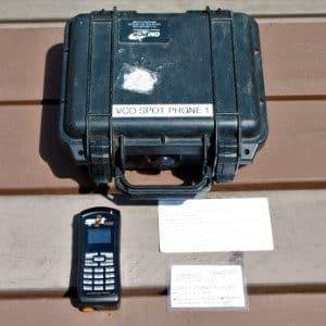 Boundary Waters Satellite Phone Rental