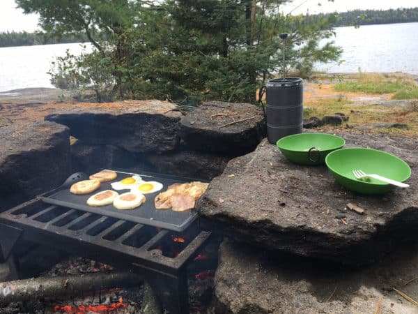 food packages for BWCA