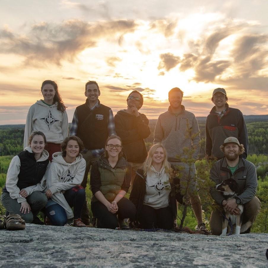 Voyageur Crew Members