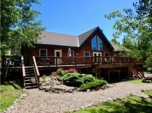 Gunflint Trail lodging