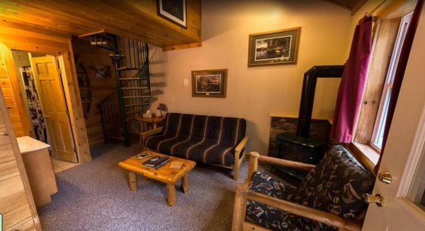 Paddler Living Room