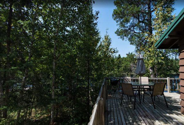 Riverside Deck
