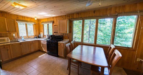 Cabin on the Gunflint