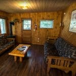 Gunflint Trail cabin rental