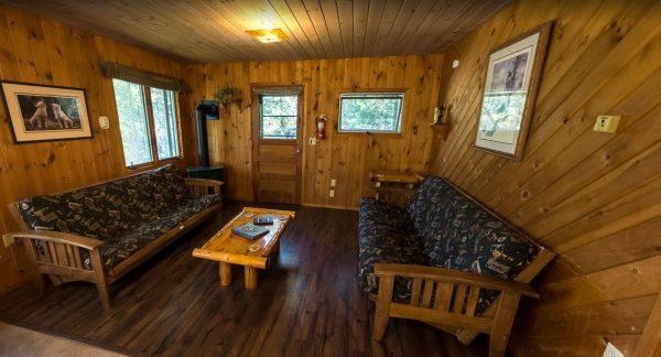Gunflint Trail cabin rental