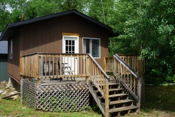 Waters Edge Guest Cabin